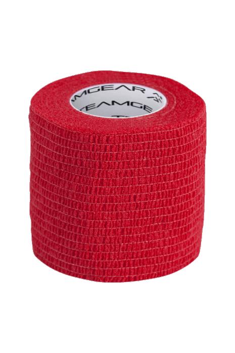 Taśma do getr Select 2,5cm x 4,5m czerwona