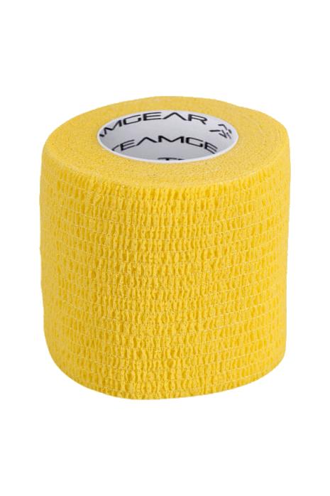 Bandă pentru jambiere Select 2,5cm x 4,5m, galben