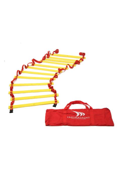 Scară de antrenament Pro Yakimasport 8 metri, galbenă