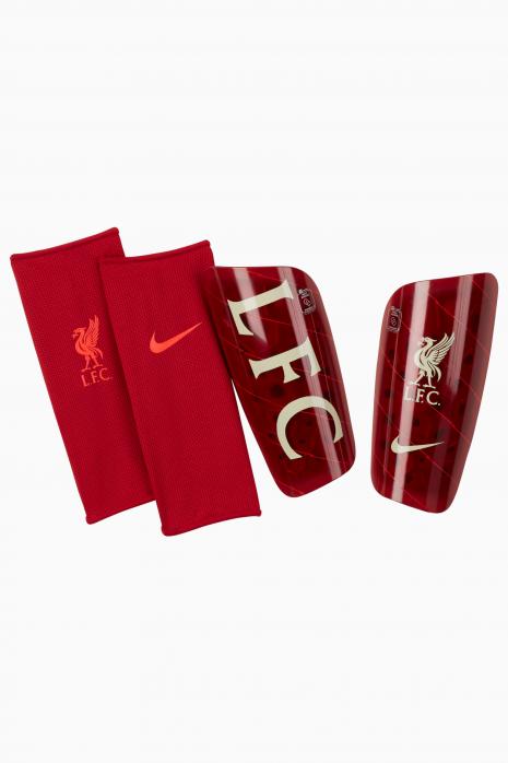 Chrániče Nike Liverpool FC 21/22 Mercurial Lite