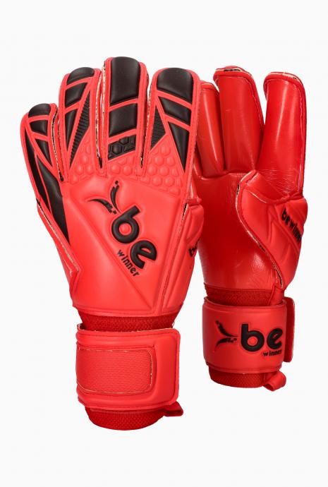 Rukavice Be Winner Professional Red Contact Grip RF + PŘÍPRAVEK