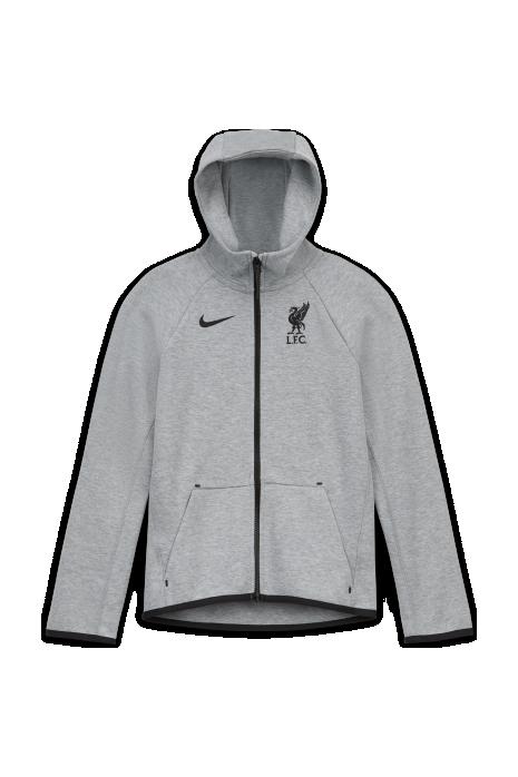 Mikina Nike Liverpool FC NSW Tech Pack Hoodie FZ Junior