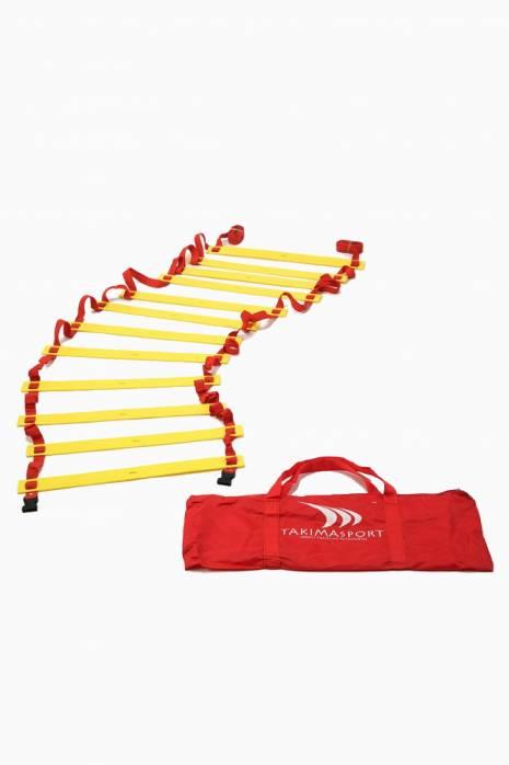Drabinka koordynacyjna Pro Yakimasport 6 metrów Speed żółta