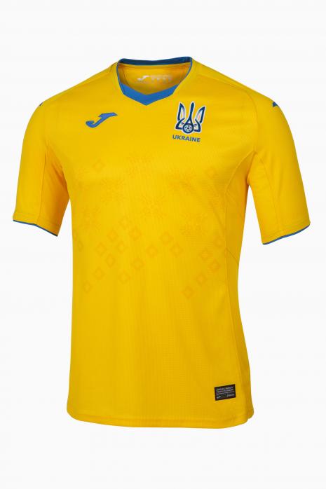 Koszulka Joma Camiseta F.F Ukraina Domowa