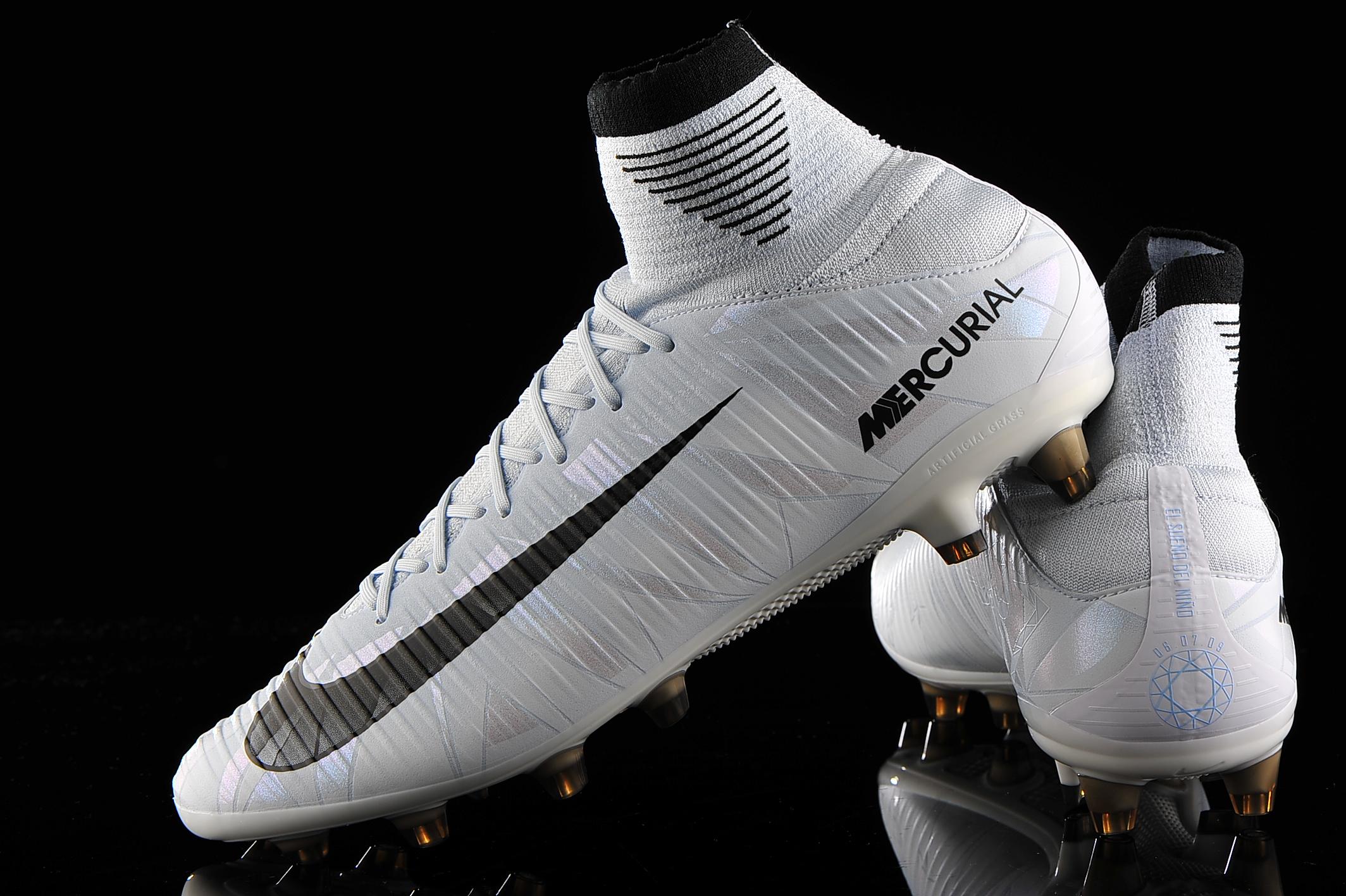 Masaje Respectivamente moco  Nike Mercurial Veloce III DF AG-PRO CR7 852519-401 | R-GOL.com - Football  boots & equipment