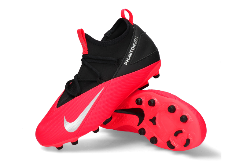 Abundancia inteligente voltereta  Nike Phantom VSN 2 Club DF FG/MG Junior | R-GOL.com - Football boots &  equipment
