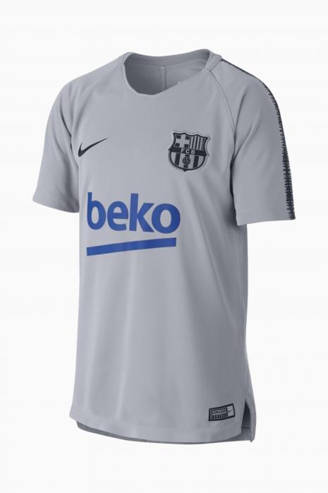 Tričko Nike FC Barcelona Breathe Squad Top Junior