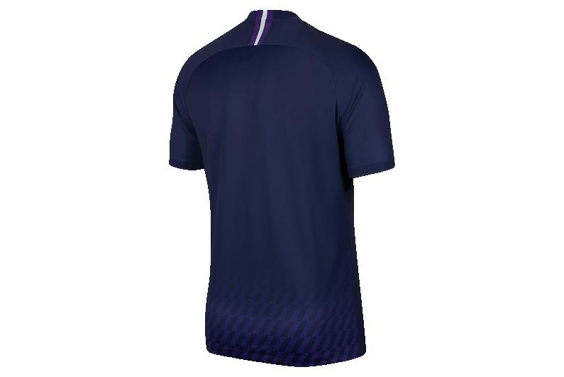 T Shirt Nike Tottenham Hotspur Fc 2019 20 Breathe Stadium Away R Gol Com Football Boots Equipment