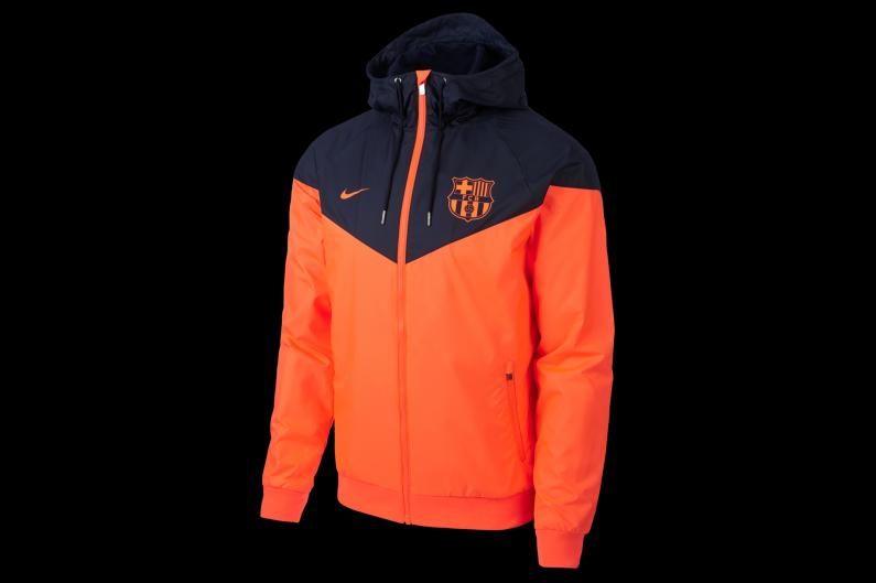 nuestra De trato fácil Desprecio  Jacket Nike FC Barcelona Authentic Windrunner 886817-809 | R-GOL.com -  Football boots & equipment