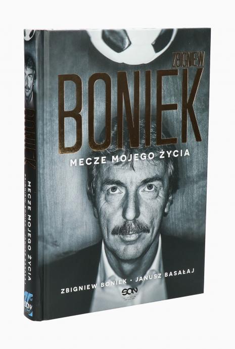 Książka Zbigniew Boniek. Mecze mojego życia