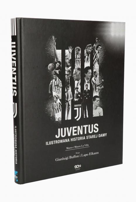 Książka Juventus. Ilustrowana historia Starej Damy