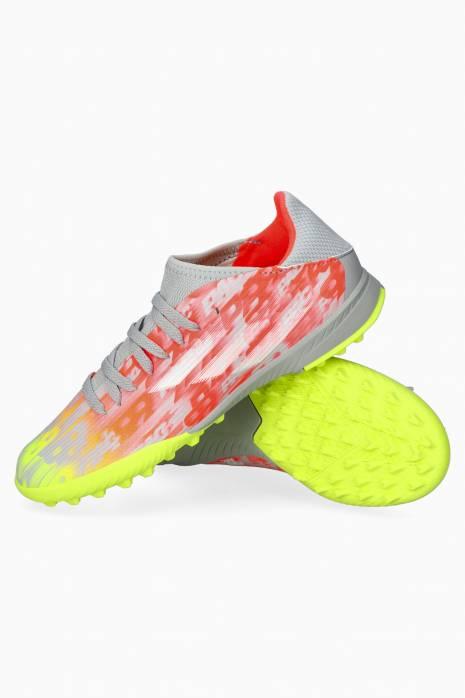 Turfy adidas X Speedflow.3 TF Junior