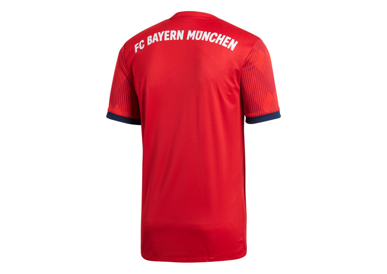 Football Shirt Adidas Fc Bayern 2018 19 Home R Gol Com Football Boots Equipment