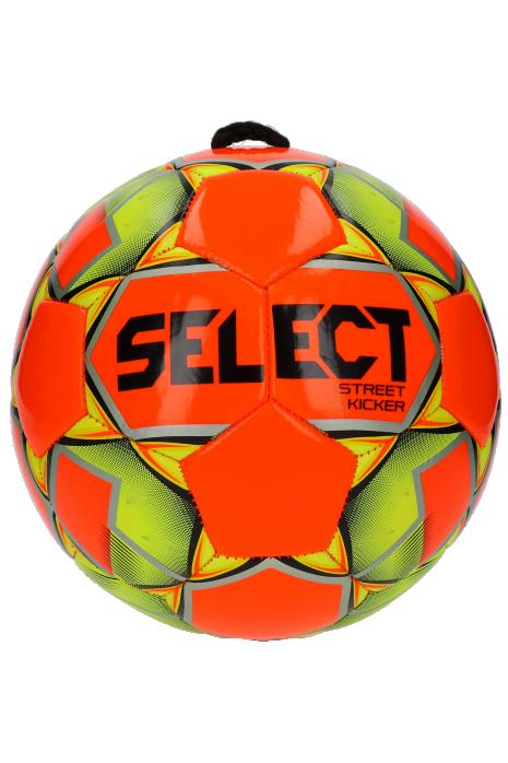 Piłka Select Street Kicker 2019 Orange rozmiar 4