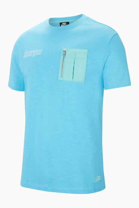 Tricou Nike FC Barcelona NSW Beachwash