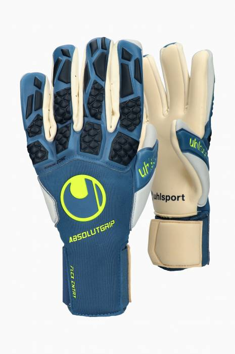Brankářské rukavice Uhlsport Hyperact AbsolutGrip HN Junior