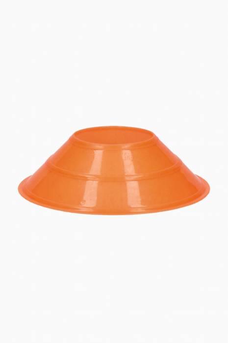 Pachołek mini 3cm pomarańczowy Yakimasport
