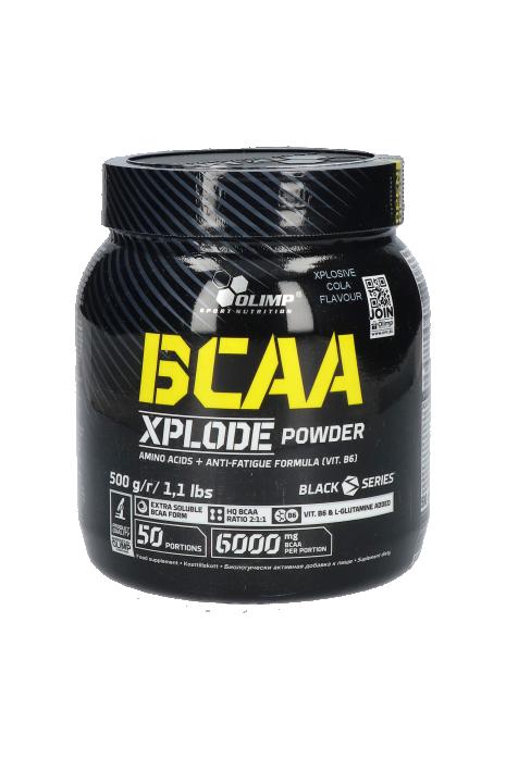Olimp BCAA Xplode 500g, Cola