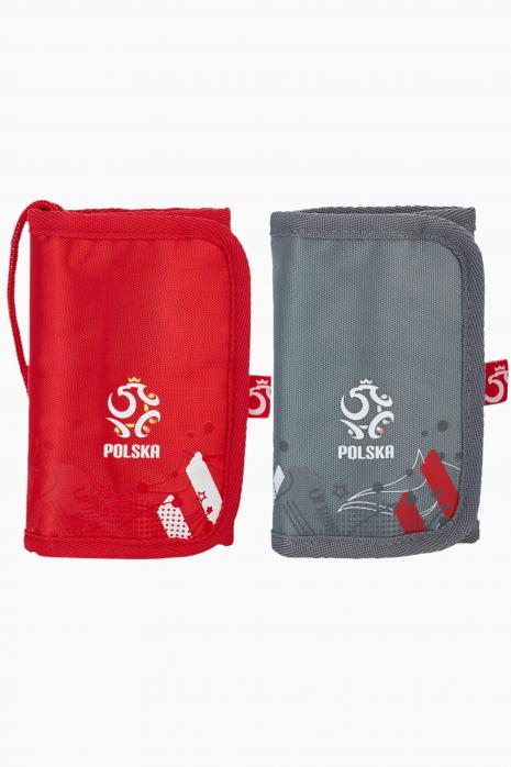 Portfel reprezentacji Polski szary