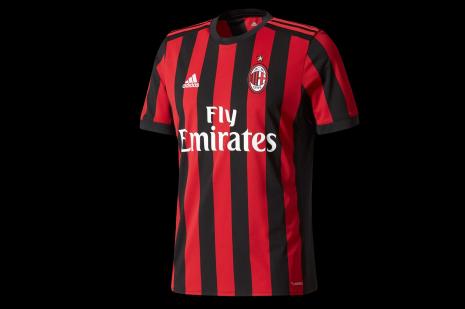 Football Shirt adidas AC Milan 2017/18 Home AZ7069 | R-GOL.com ...