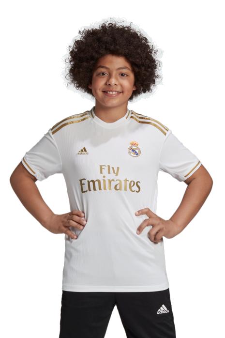 Tričko adidas Real Madrid 19/20 Domáci Replika Junior