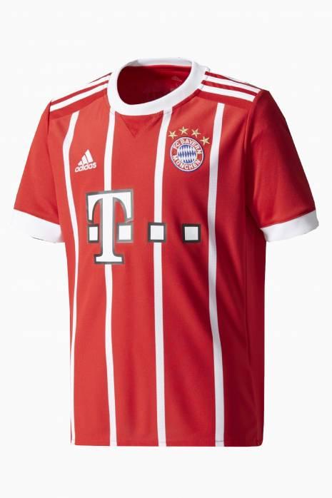 Koszulka adidas FC Bayern 17/18 Domowa Junior