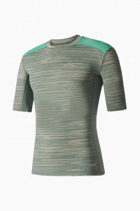 Tričko adidas Techfit Base GFX SS