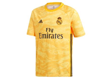 Koszulka adidas Real Madryt 2019/20 Domowa GK Junior