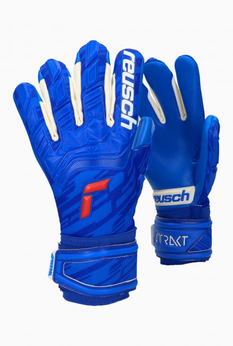 Brankárske rukavice Reusch Attrakt Freegel Gold Finger Support