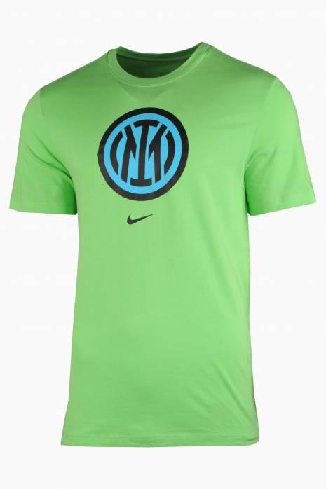 Tričko Nike Inter Milano 21/22 Tee Evergreen Crest