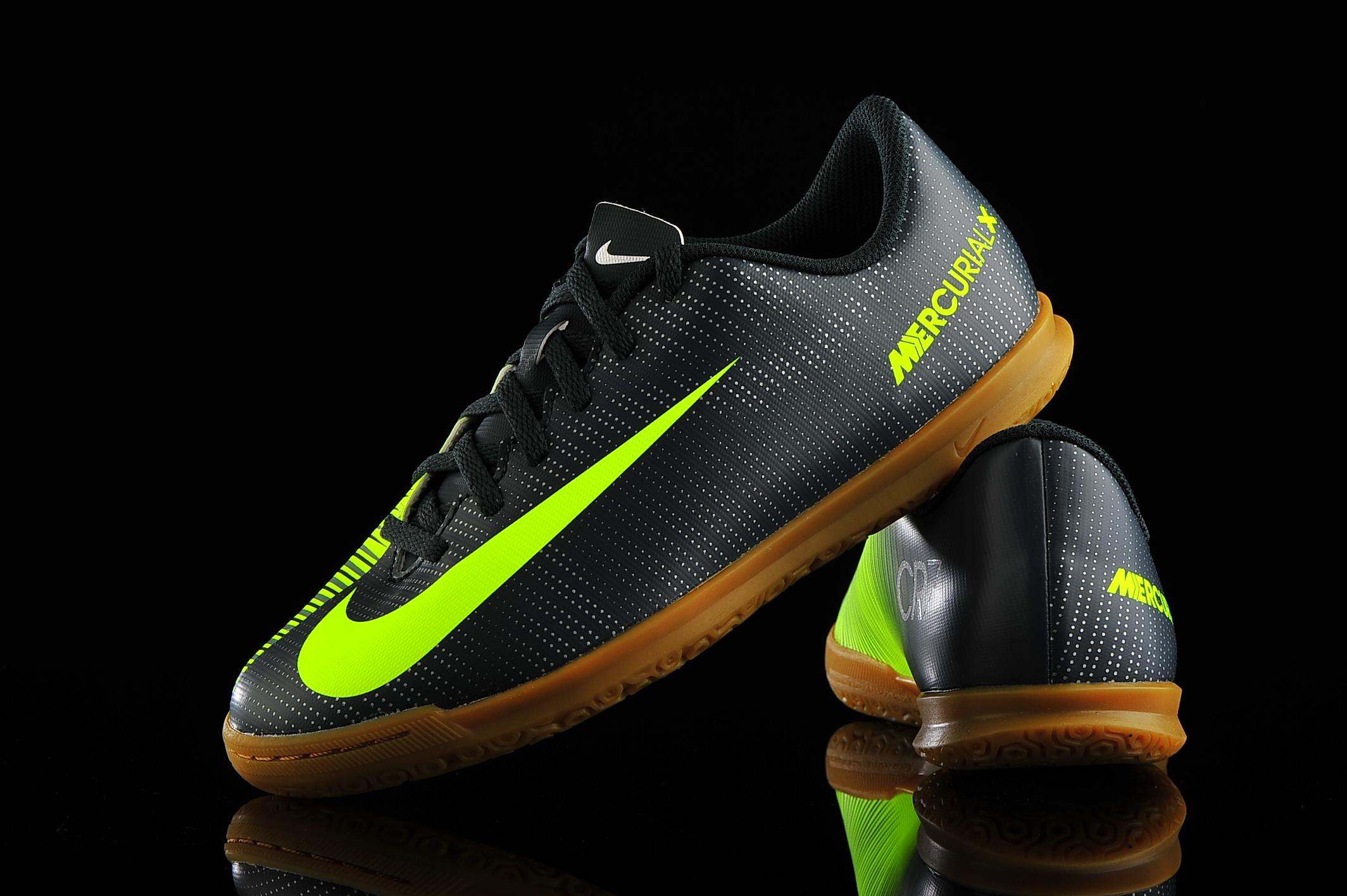 Ambigüedad puerta Síguenos  Nike MercurialX Vortex III IC CR7 Junior 852495-376 | R-GOL.com - Football  boots & equipment