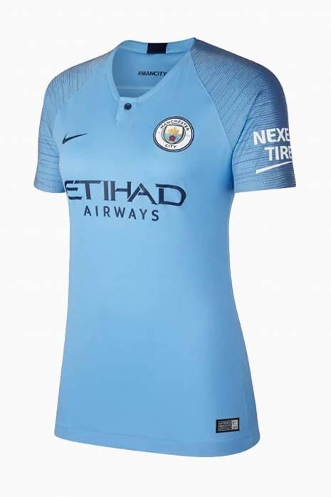 Tričko Nike Manchester City FC 18/19 Domáci Breathe Stadium dámské