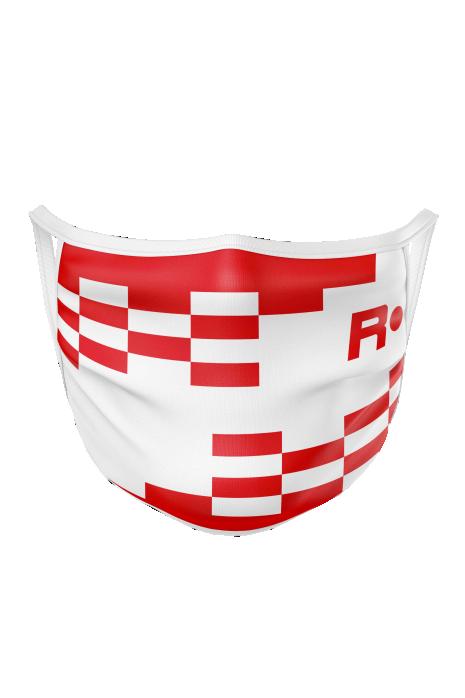 Sublimovaná maska R-GOL Protective Blocks