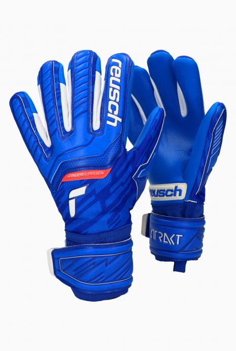 Brankárske rukavice Reusch Attrakt Grip Evolution Finger Support