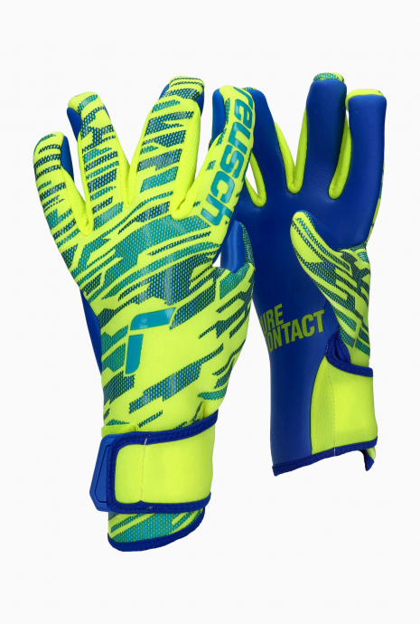 Brankářské rukavice Reusch Pure Contact Silver Junior