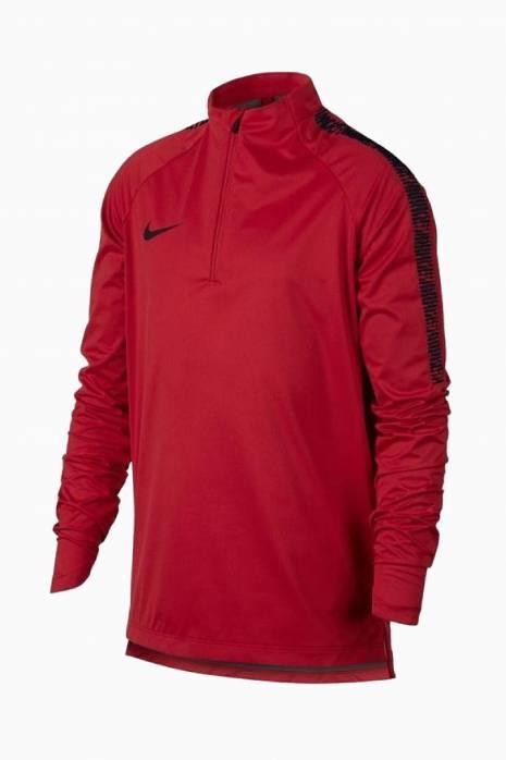 Mikina Nike Squad Dril Top Junior