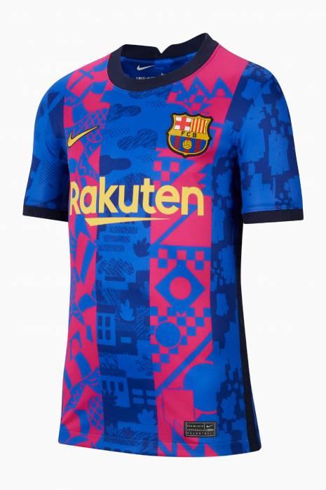 Tričko Nike FC Barcelona 21/22 Tretie Stadium Junior