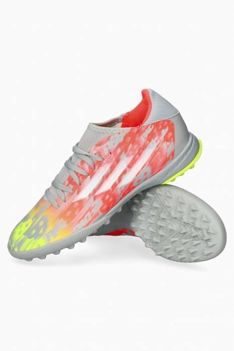 Turfy adidas X Speedflow.3 TF