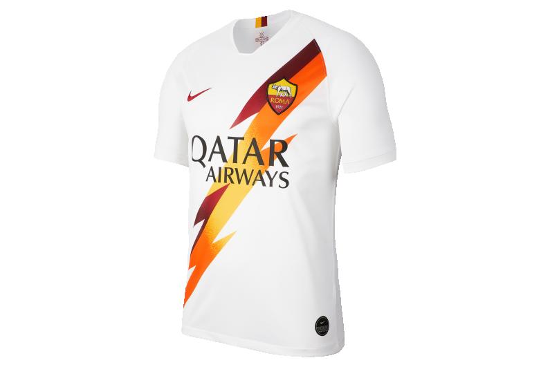 T Shirt Nike As Roma 2019 20 Stadium Away R Gol Com Football Boots Equipment