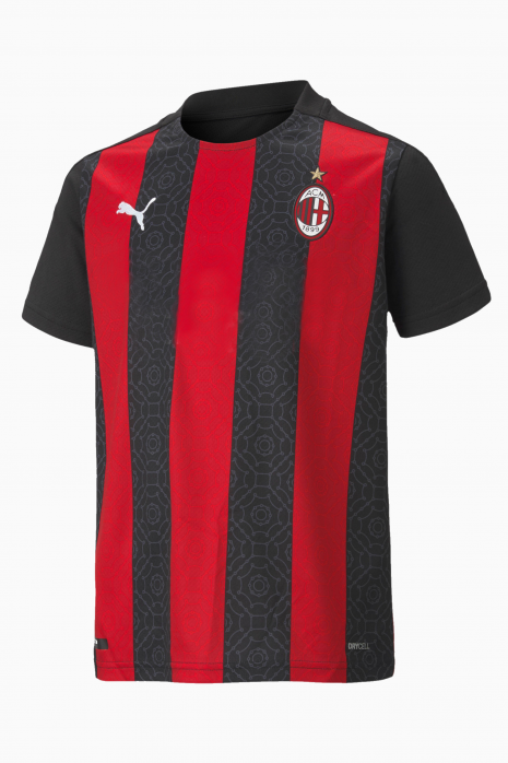 Tricou Puma AC Milan 2020/21 Home Replica Junior