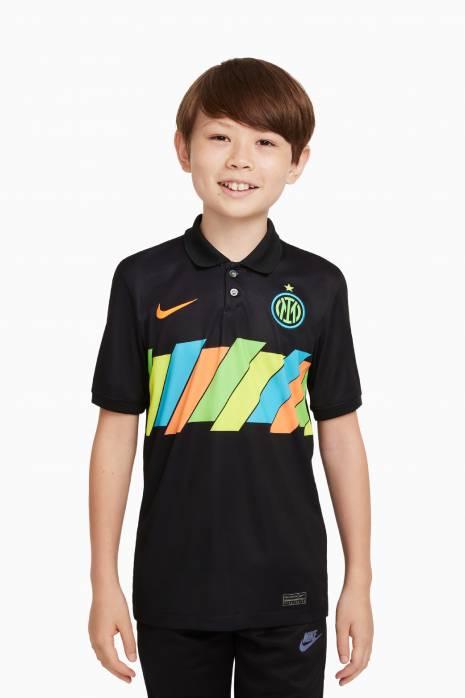 Koszulka Nike Inter Mediolan 21/22 Trzecia Breathe Stadium Junior