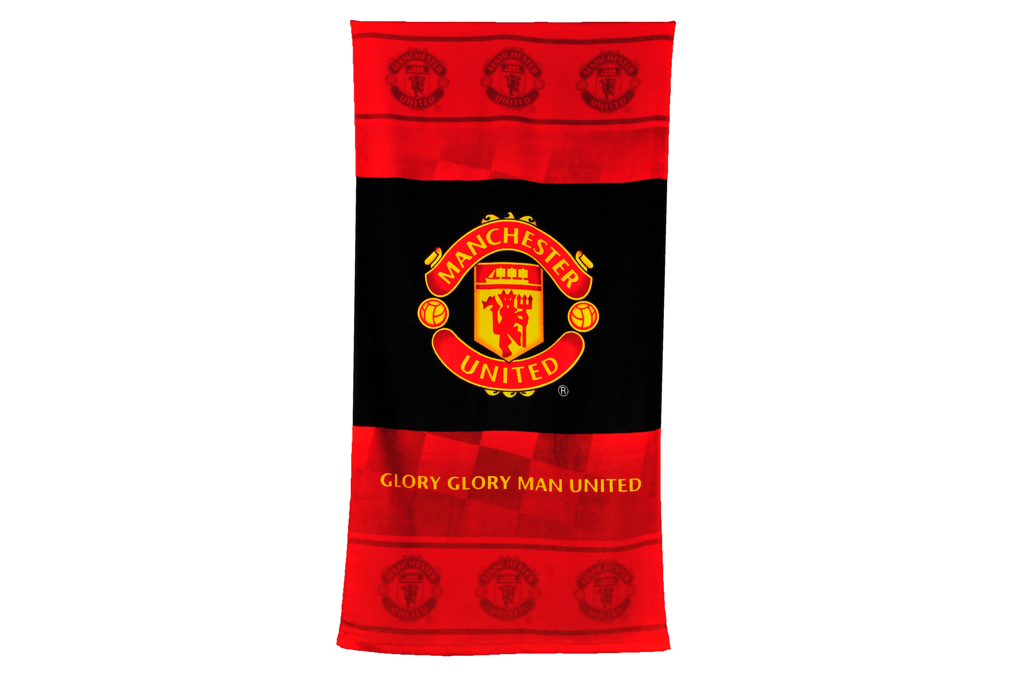 Manchester United Glory Beach Towel