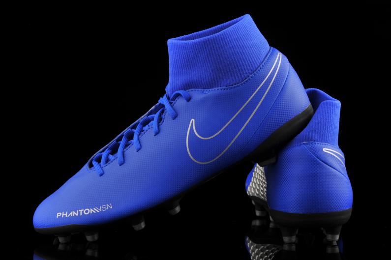 Cinco Mierda masilla  Nike Phantom VSN Club DF FG/MG AJ6959-400 | R-GOL.com - Football boots &  equipment