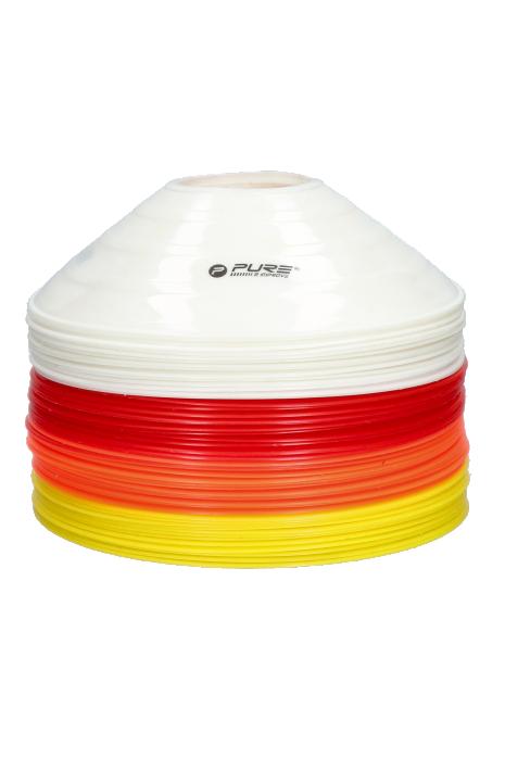Tréningové kužele Pure2Improve (50 ks) Cones
