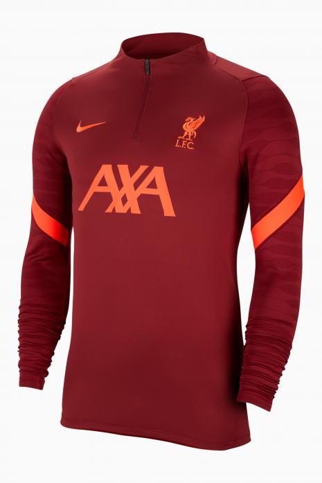 Mikina Nike Liverpool FC 21/22 Dry Strike Dril Top