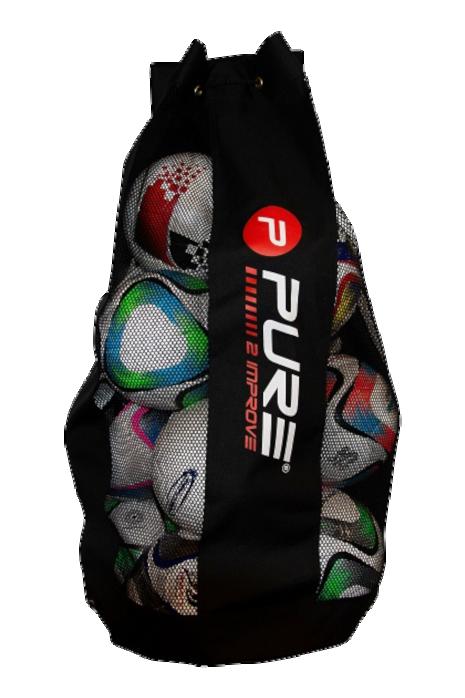 Vak na lopty P2I Soccer Ball Bag (15 balls)