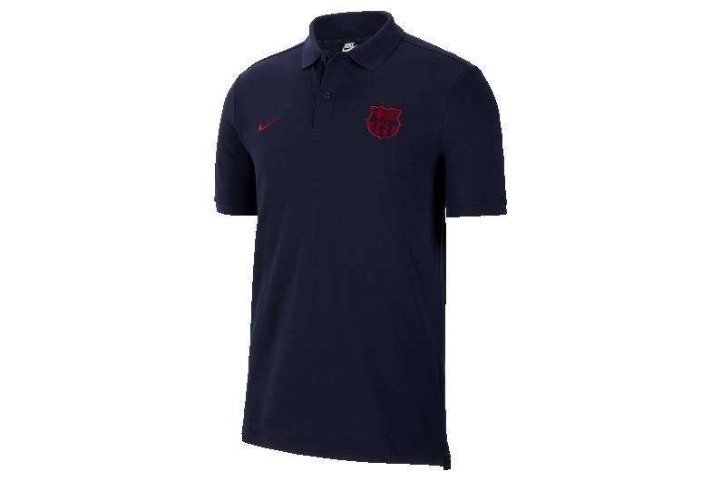 ecuador Aumentar Establecimiento  Polo Nike FC Barcelona AT4459-451   R-GOL.com - Football boots & equipment