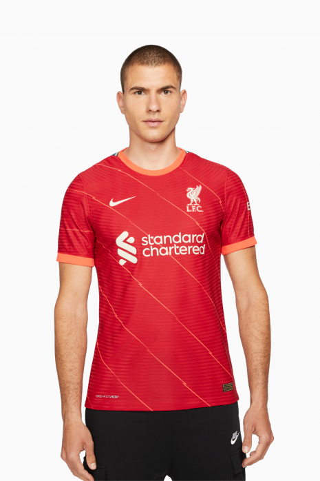 Tričko Nike Liverpool FC 21/22 domácí Vapor Match