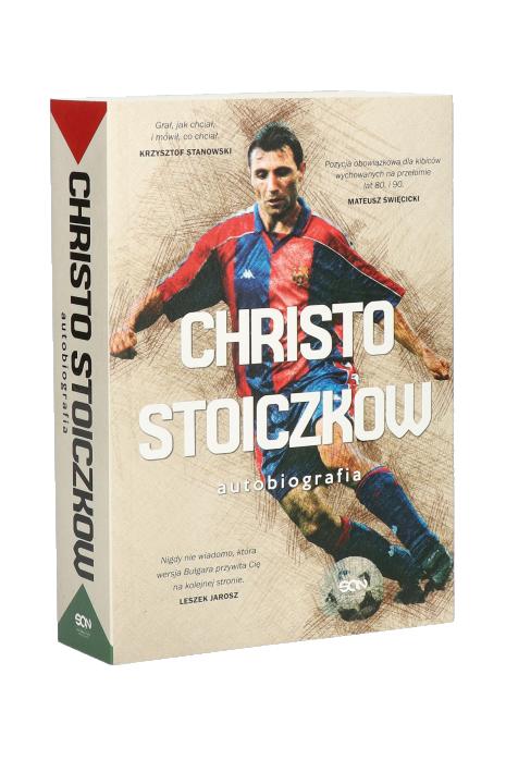 Książka Christo Stoiczkow - Autobiografia