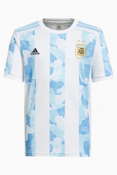Koszulka adidas Argentyna 2021 Domowa Junior